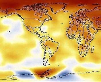 NASA: Anni '00, i più caldi della storia
