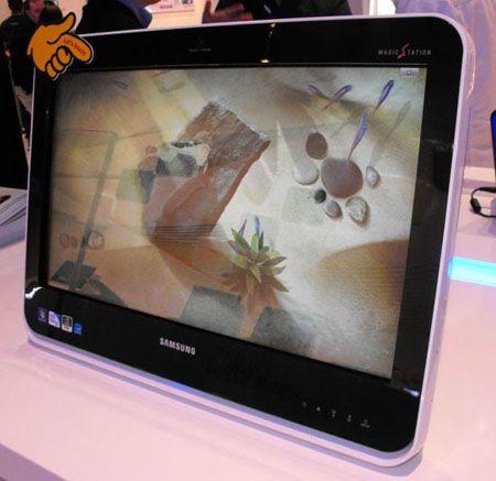 Samsung DM-U200 all-in-one PC