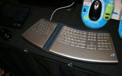 Smartfish la tastiera motorizzata