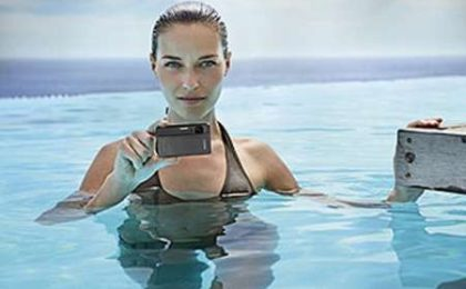 Fotocamere digitali Sony DSC-TX5 waterproof