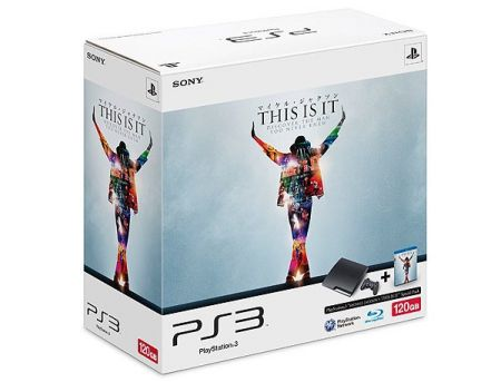 Michael Jackson This is It PS3