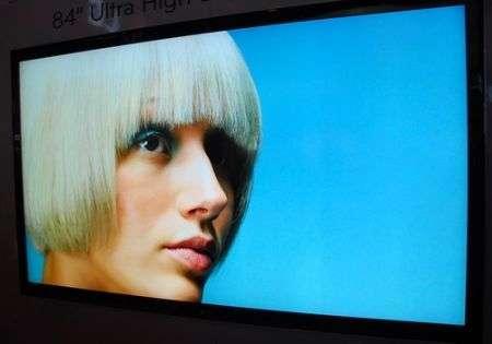 UHDTV oltre l'Alta Definizione