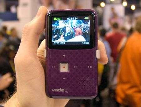 Videocamera Creative Vado HD