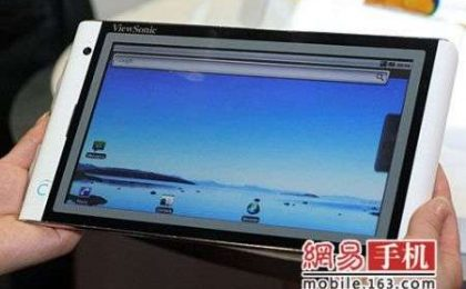 ViewSonic VTablet 101 Tablet Android