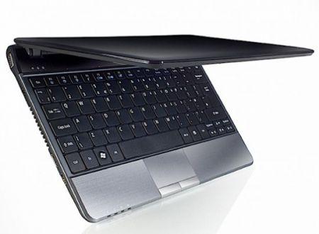 Netbook Acer da 1.9 cm di spessore