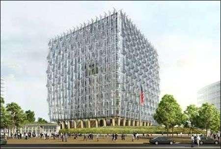 Nuovi grattacieli hitech a Dubai e Londra