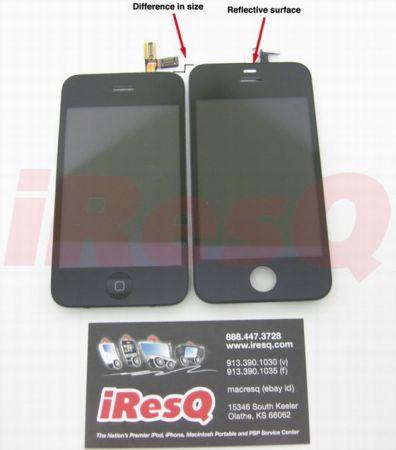 Nuovo iPhone 4G sarà più grosso?