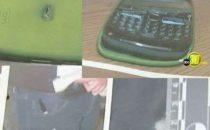 Blackberry ferma proiettile e salva donna