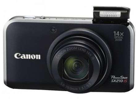 Canon PowerShot SX210, SD3500, SD1400 e SD1300 IS