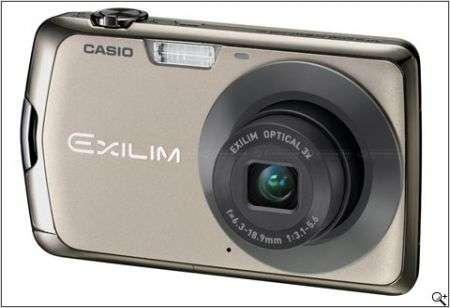 Fotocamere Casio Exilim EX-S7 e EX-Z35