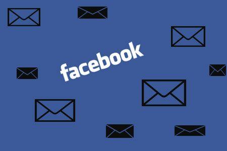 Facebook: messaggi posta a destinatari errati