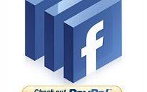 Facebook si affida a Paypal