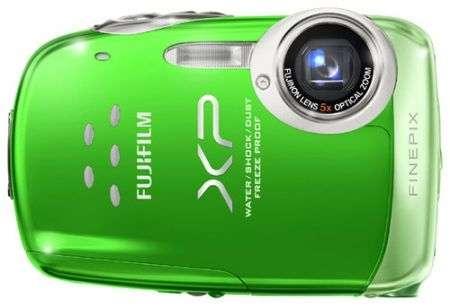 Nuove Fotocamere Fujifilm 2010