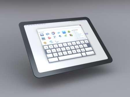 Google Tablet con Chrome OS