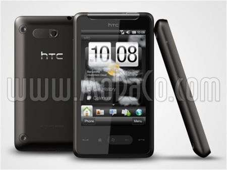 HTC Desire, Legend e Touch HD Mini