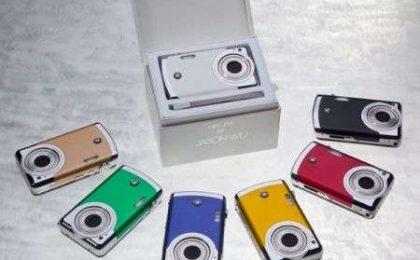 Le fotocamere digitali secondo Jason Wu