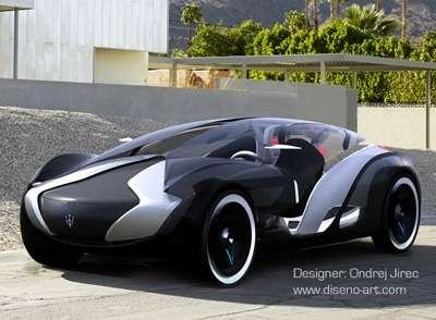Maserati Tramontane supercar elettrica