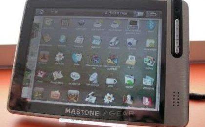 Mastone Prowave: tablet Android dalla Cina