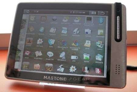 Mastone Prowave: tablet Android dalla Cina