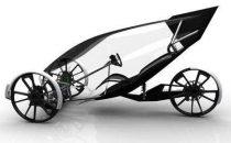 Moto-auto elettrica Red Bull