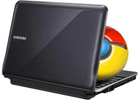 Netbook Samsung con Chrome OS