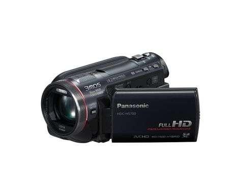 Videocamere Panasonic HDC HS700 e TM700