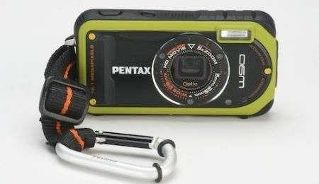 Fotocamere Pentax W90 e X90