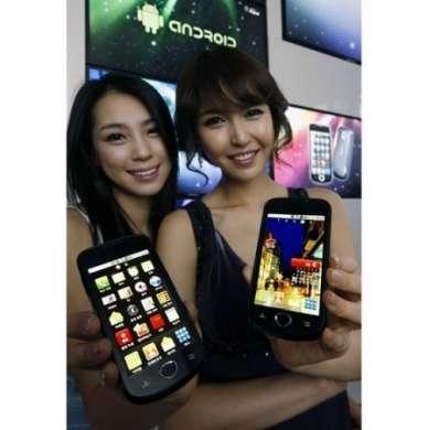 Samsung M100s: il primo Android 2.1 di casa
