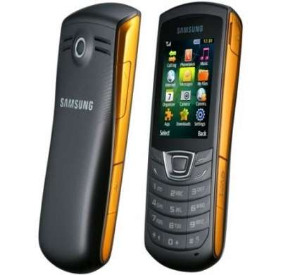 Samsung Monte Slider E2550 e Bar C3200