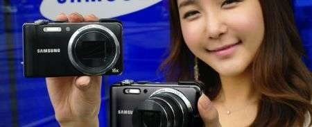 Samsung WB650 OLED: prezzo e scheda