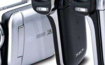 Videocamere Sanyo Xacti VPC-GH2, VPC-CG102 e VPC-CG20