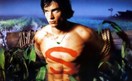 Project Natal: cameo in Smallville