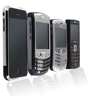 Smartphone pronti al boom nel 2010