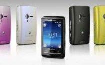 Sony Ericsson Xperia X10 Mini, Pro e Sony Ericsson Vivaz Pro