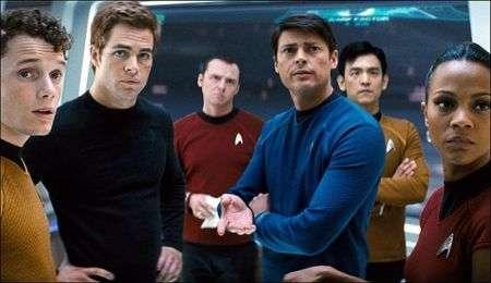 Film su chiavetta: Star Trek il primo