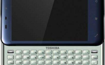 Toshiba TG02 e K01 al MWC 2010