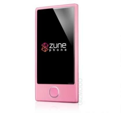 Zune Phone con Tegra al MWC 2010?