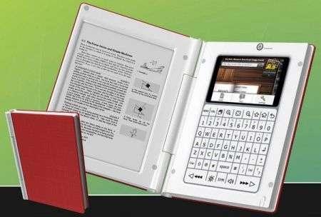 1Cross Tech MIDhybrid: un e-libro Android