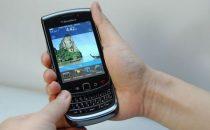 Blackberry T o Talladega, il nome dello slider