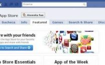 App Store su Facebook
