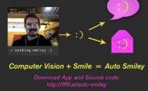 Auto Smiley: autogeneratore emoticons via webcam
