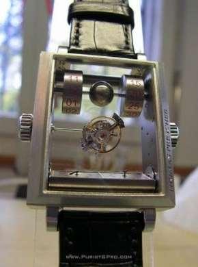 Axis Tourbillon Thomas Prescher: orologio bello e incomprensibile