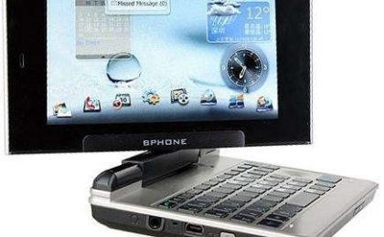 BPhone: un UMPC-smartphone con Linux