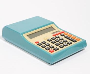 calculator retro