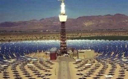 Centrale solare da record in Australia