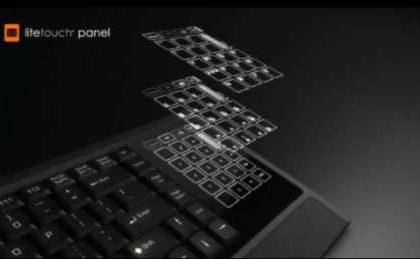 Eclipse Lifetouch: tastiera con touchscreen personalizzabile