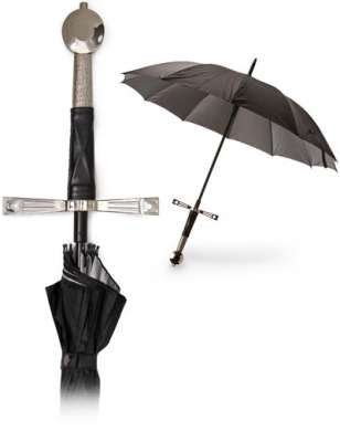 Excali-brella: ombrello spada!