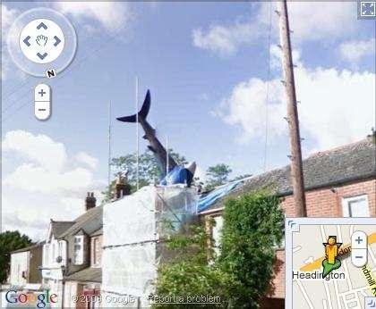 Google Street View: 10 foto strane da non perdere