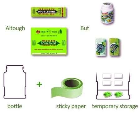 Green Seeds: basta chewing gum a terra!