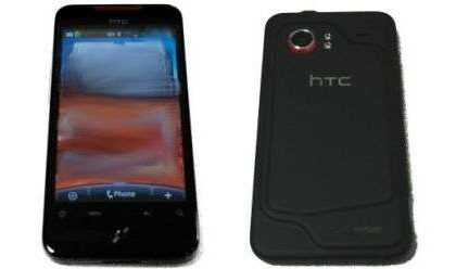 HTC Incredible Verizon in nuove foto